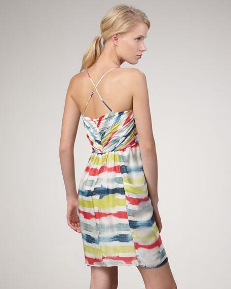 Amelie Tie-Dye Dress