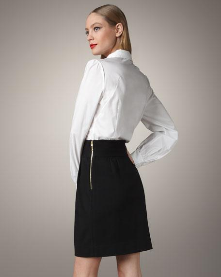 piper high-waist skirt
