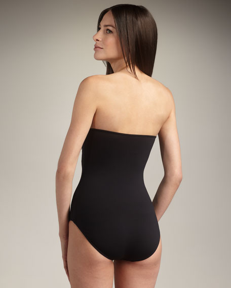 Sorrento Bustier Maillot