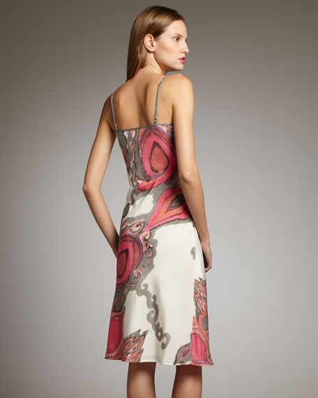 Sunseeker Printed Dress