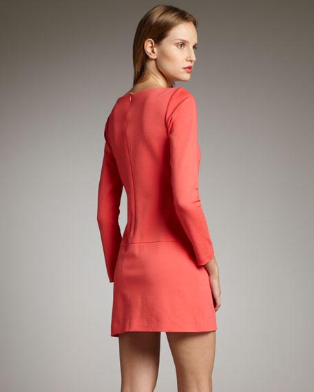Leatrice Keyhole Dress