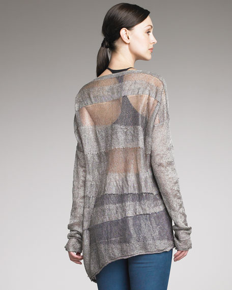Flaxen Threads Pullover