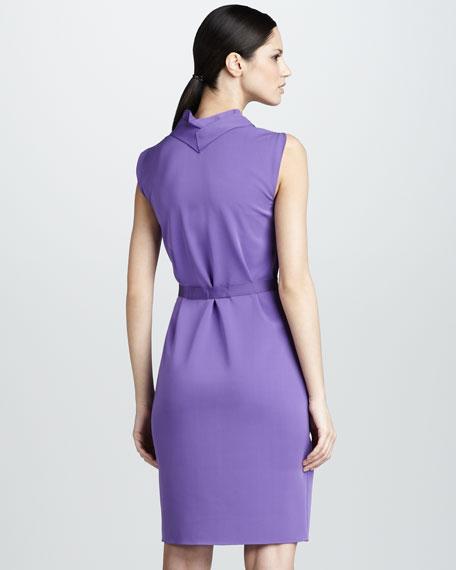 Christa Ruffled Dress