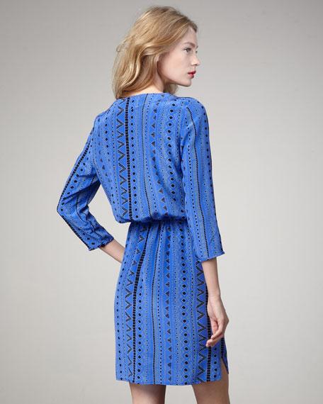 Easy Striped Dress
