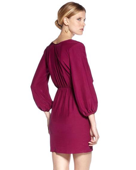 Tina Silk Dress (Stylist Pick & CUSP Most Loved!)