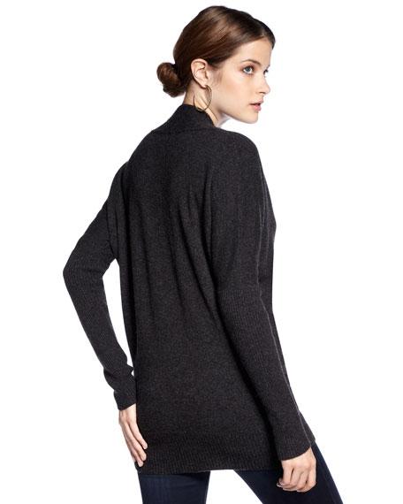 Surplice Batwing Sweater