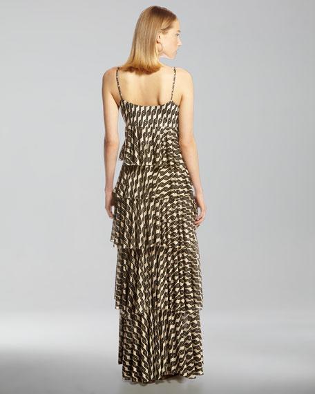 Marston Tiered Maxi Dress
