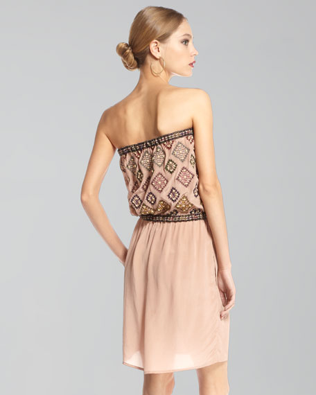Goa Strapless Dress