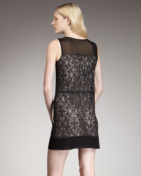 Muriel Lace Dress