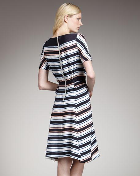 Jacobson Striped Dress