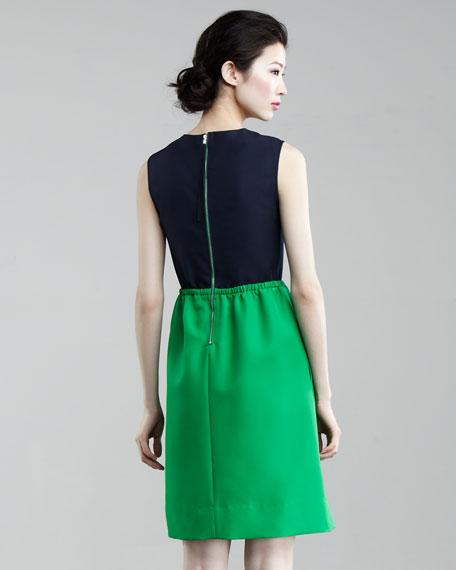 Tate Twill Dress