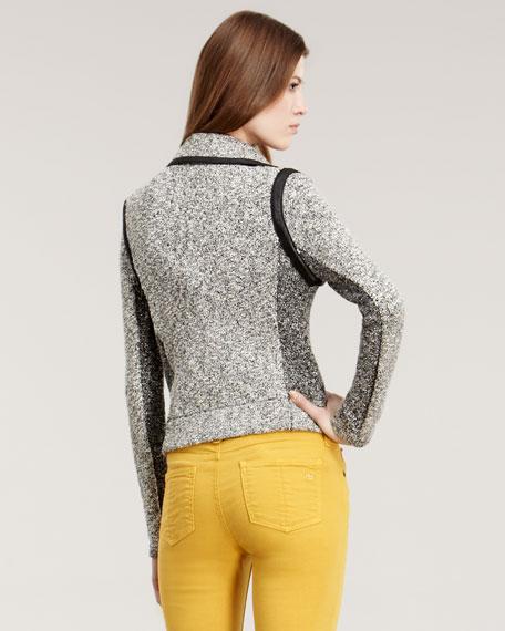 Hart Tweed Biker Jacket