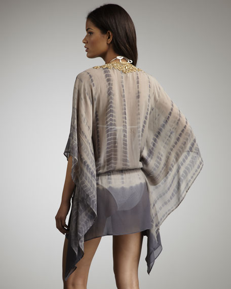 Nila Embroidered Coverup