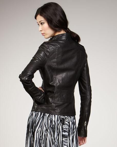 Jimmy Leather Jacket