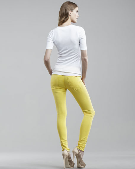Nico Lemon Super Skinny Jeans