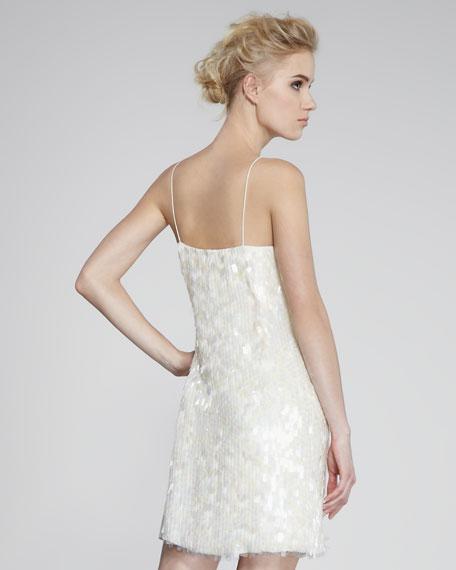 Beaded Slip Dress