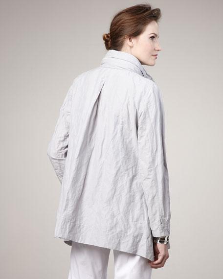Rumpled Jacket