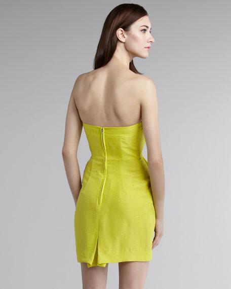 Stunning Strapless Dress