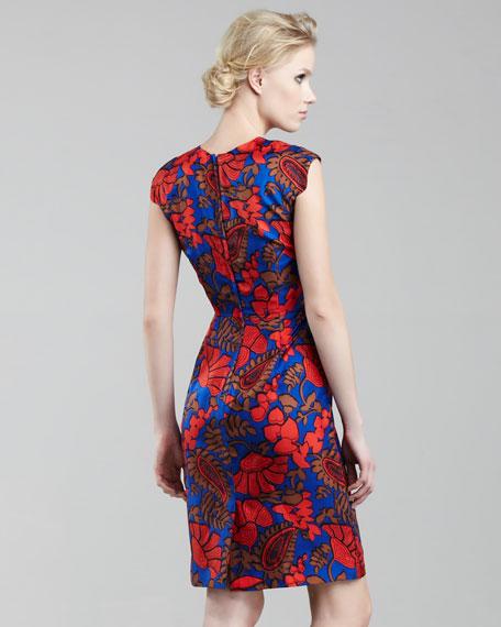 Louisa Printed Dress