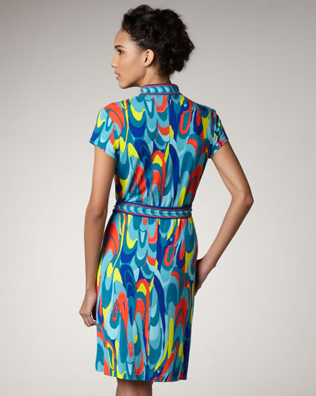 Joni Waterbird Dress