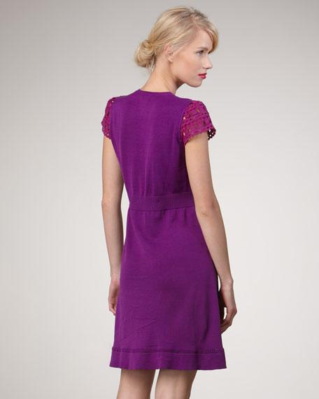 Hula-Hoop Ruffled Dress