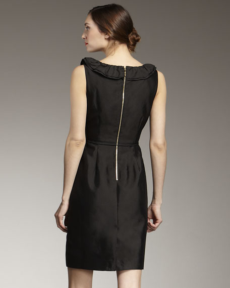 stella tie-waist dress