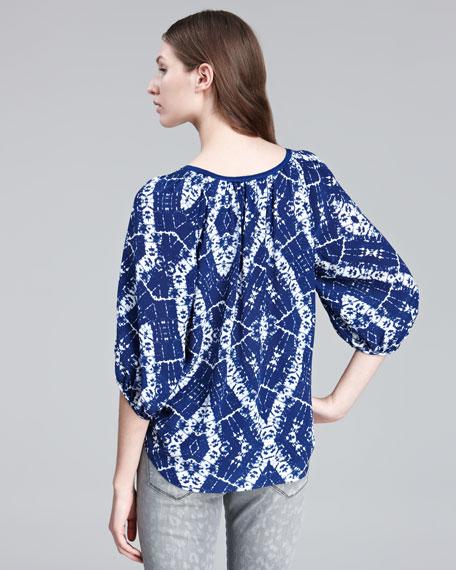 Batik Dyed Blouse