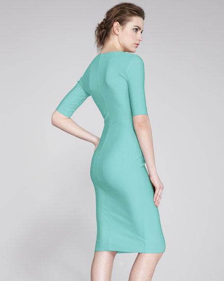Aurora Jersey Dress