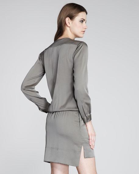 Francesca Pintuck Shirtdress