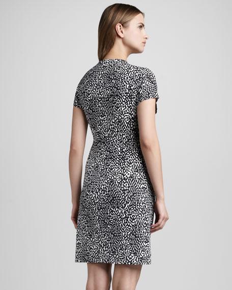 Natalie V-Neck Dress