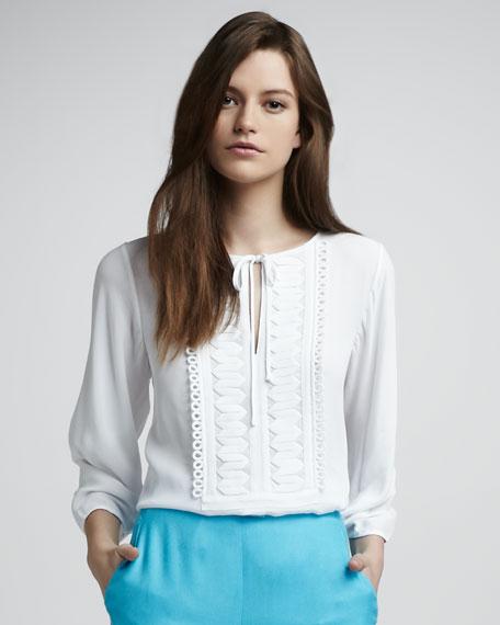 Iliana Embellished Top