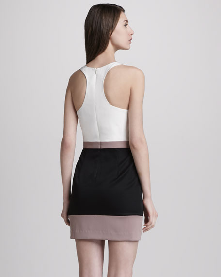 Tommasino Colorblock Dress