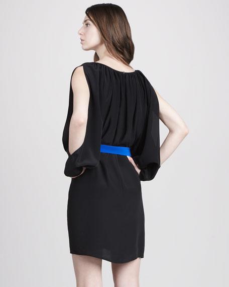 Ludwig Cold-Shoulder Dress