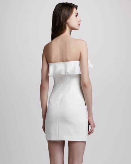Franny Strapless Grad Dress