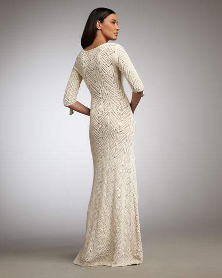 Crochet Gown