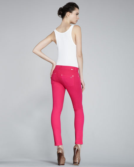 Emma Flamingo Legging Jeans