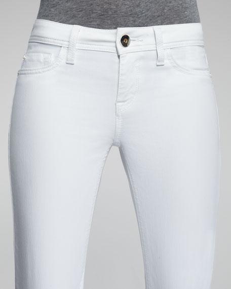 Amanda Milk Skinny Jeans