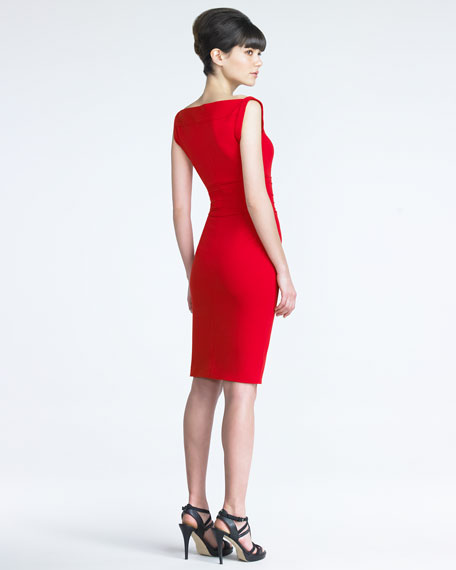 Kimmie Sleeveless Sheath Dress