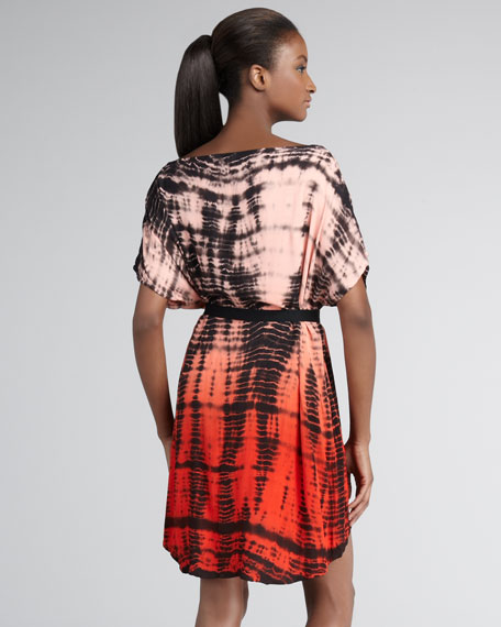 Natalia Belted Dress