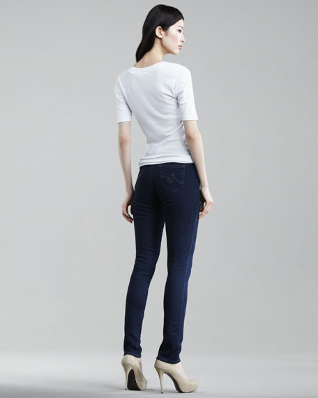 Pier Denim Leggings