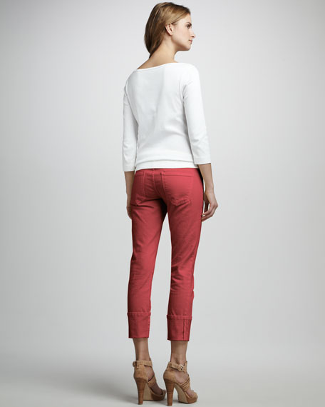 The Beatnik Faded Rose Jeans