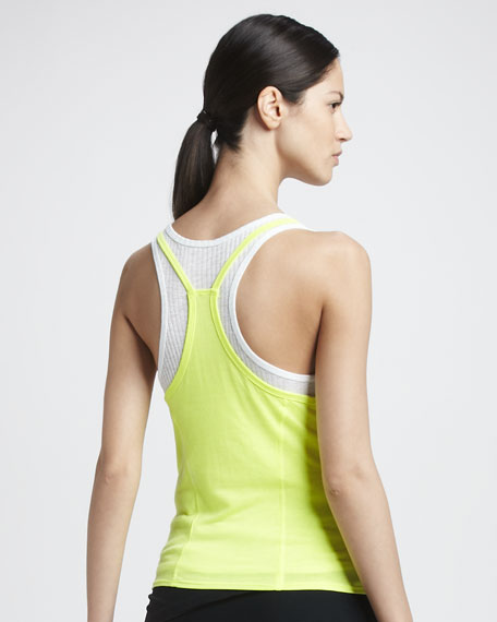 Intent Double-Layer Tank