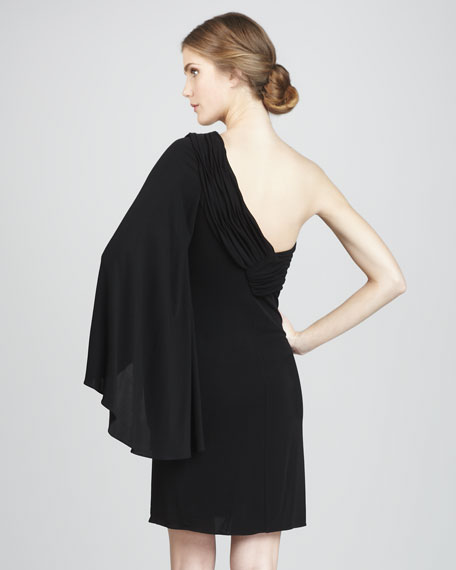 Allison One-Shoulder Dress