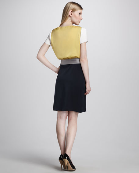 Delaney Combination Dress