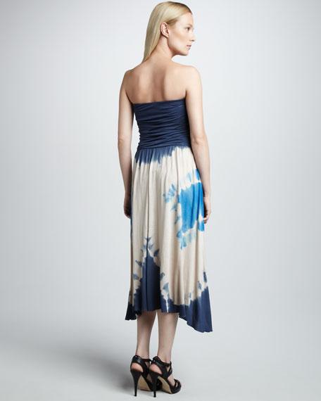 Betty Printed Tribal Dress