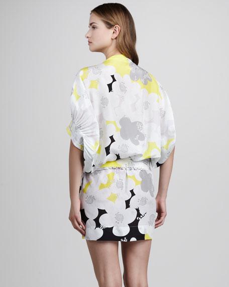 Edna Printed Dress