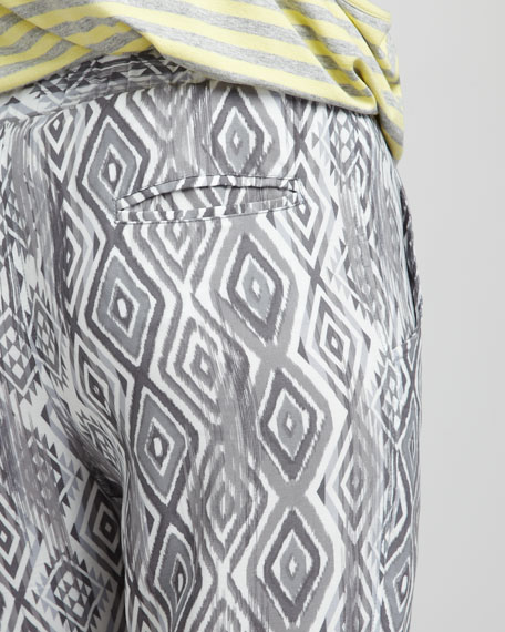 Aztec Printed Pants