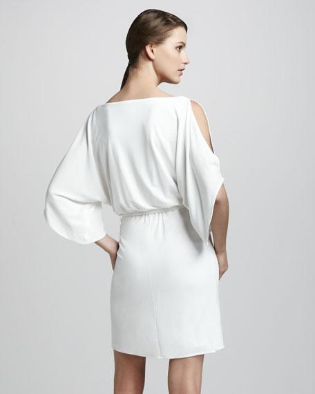 Bernice Cold-Shoulder Dress