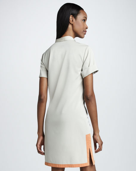 Miriam Silk Dress