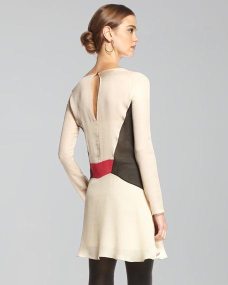 Paloma Colorblock Dress
